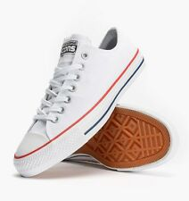 Cons Shoes CTAS PRO Low Lunarlon White Red Navy Converse Skateboard Sneakers