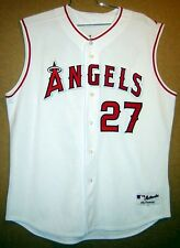 ANAHEIM CALIFORNIA LOS ANGELES ANGELS VLADIMIR GUERRERO AUTHENTIC MLB JERSEY