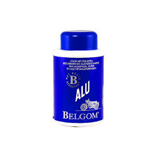 Belgom Alu Alloy Aluminium Chrome Metal Polish 250ml Cleaner Multi Pack Offer