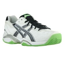 NEW asics Gel-Challenger 8 Clay Shoes Tennis shoes Indoor shoes White E208Y 0199