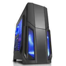 Build Your Dual Core AMD Home Office Gaming Computer PC RAM HDD Windows Atom