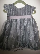 NWT ISOBELLA AND CHLOE BUBBLE DRESS WITH LEGGINGS SIZE 2T, 4T