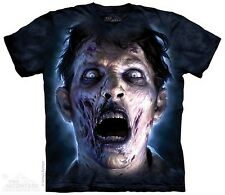 Moonlit Zombie The Mountain Adult Size T-Shirt