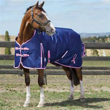 Weatherbeeta 1200D Waterproof Horse Blanket Turnout Sheet Breast Cancer Pink