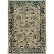RUGS AREA RUGS CARPET CLEARANCE AREA RUG SALE DECOR DISTRESSED IVORY NEW