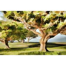 Marmont Hill The Elegance of Trees Robertson Painting Print on Canvas