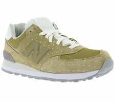 New New Balance 574 Shoes Men's Sneakers Trainers Beige ML574PD trainers