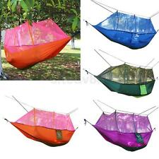 Garden Patio Bed Camping Outdoor Hammock for Double Person With Mosquito Net