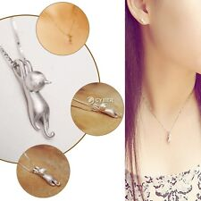 Women  Pendant Necklace Link Chain Fashion Jewelry Casual Party Accessory DZ88