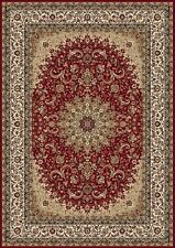 RUGS AREA RUGS CARPET NEW AREA RUG SALE DECOR TRADITIONAL MEDALLION RED RUGS