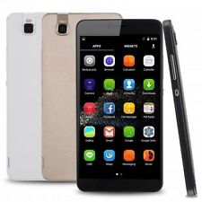 "6"" Android 5.1 Smartphone 3G Quad Core Dual SIM Unlocked 8MP 1GB+8GB GSM WCDMA"