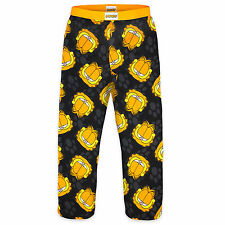 Garfield Official Gift Mens Lounge Pants Pajama Bottoms