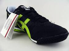 Asics Onitsuka Tiger Ultimate 81 black lime green white vegan mens vtg shoes NIB