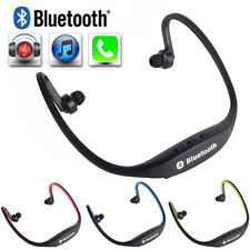 Lot Stereo Wireless Bluetooth Headset sports Headphones For iPhone Cell Phone