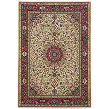 RUGS AREA RUGS CARPET AREA RUG DECOR TRADITIONAL MEDALLION WHITE IVORY RUGS NEW