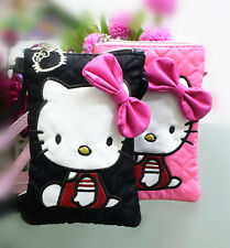New Hellokitty Soft Mobile I phone Messenger Bag handbag Purse aa1288