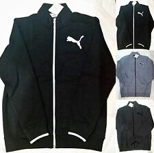 *NWT* MEN'S PUMA CELL PERFORMANCE TRACK JACKET-FLEECE FULL ZIP-SWEATSHIRT