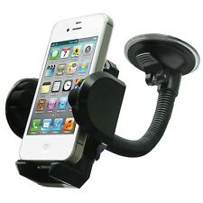 iPhone 6 6S PLUS SE 5S CAR WINDOW MOUNT DOCK STAND WINDSHIELD SUCTION HOLDER