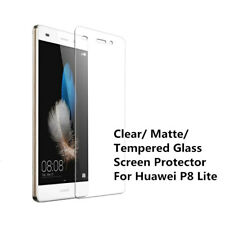 """Clear/ Matte/ Tempered Glass Screen Protector Film For Huawei Ascend P8 Lite 5"""""""