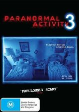 PARANORMAL ACTIVITY 3 : NEW DVD