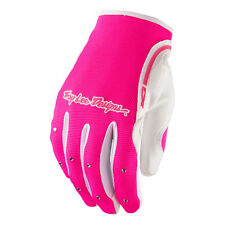 Troy Lee Designs XC Off-Road Riding Gloves - MTB Off-Road  Pink/ Womens Small-XL