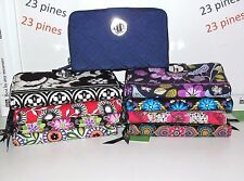 VERA BRADLEY CHOICE OF RETIRED TURN LOCK WALLET ALL NWT