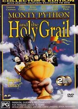 MONTY PYTHON AND THE HOLY GRAIL : NEW DVD