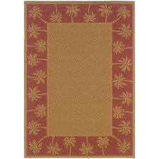 RUGS AREA RUGS CARPET AREA RUG FLOOR DECOR TROPICAL FLORAL NEUTRAL RUGS NEW