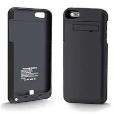 EXTERNAL POWER PACK EXTENDED BATTERY CHARGER CASE CHARGING COVER for iPhone 5