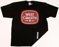 STREETWISE WEST COAST'N T-shirt Olde English800 Malt Liquor Tee L-4XL Black New