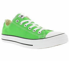 NEW Converse Classic All Star Chuck Taylor OX Shoes Trainers Green