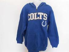 NEW Indianapolis Colts Toddler Kids Sizes 2T-3T-4-5/6 NFL Hoodie-Jacket