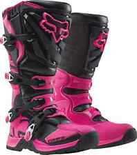 16450-285 Fox Comp 5  Pink Boots Women's Motorcycle MX Off Road Boots