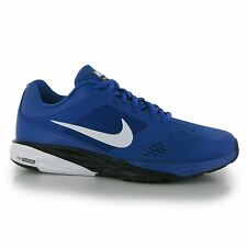 Nike Tri Fusion Running Shoes Mens Royal/White Fitness Trainers Sneakers