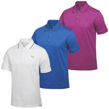 37% OFF RRP Puma Golf Mens Cotton Solid Polo Shirt DryCELL Tech Performance