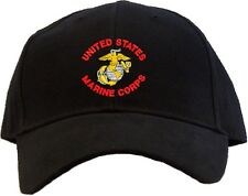 Youth Size - United States Marine Corps Embroidered Baseball Cap  Hat