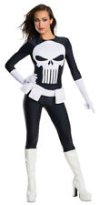 Woman Adult Marvel Punisher Costume