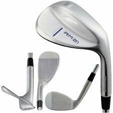 Fourteen RM 21 Forged Chrome Pearl Satin Wedge NEW