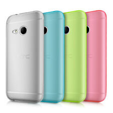 TPU SILICONE CRYSTAL CASE FOR HTC ONE MINI 2 SOFT COVER SILICON PROTECTION