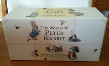 Beatrix Potter World of Peter Rabbit Complete Collection Original Tales 1 - 23