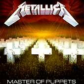 Metallica - Master of Puppets- 1990 - Cd Early Elektra Release 9 60439-2