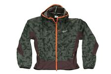 Nike Trail Kiger Running Jacket 623826-207 Printed Polyester Zip Up Durable Mens