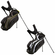 2016 TAYLORMADE PURELITE GOLF STAND BAG - NEW TM MENS CARRY 5 WAY DIVIDER TOP