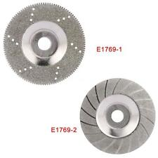 Diamond Coated 100mm 4 Inch Grinding Wheel Disc Saw Blade For Angle Grinder I3O2