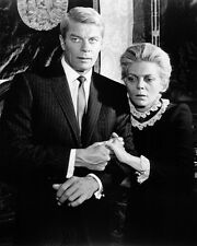 Mission: Impossible Peter Graves Barbara Bain Poster or Photo