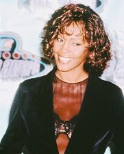Whitney Houston Color Poster or Photograph