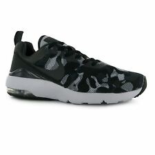 Nike Air Max Siren Print Training Shoes Womens Black/Grey Gym Trainers Sneakers