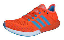 adidas CC ClimaChill Cosmic Boost Mens Running Sneakers / Shoes - Orange