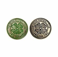 Celtic FC Golf Ball Marker Football Soccer Scottish League Teams