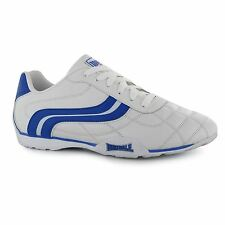 Lonsdale Camden Trainers Mens White/Royal Casual Sneakers Shoes Footwear